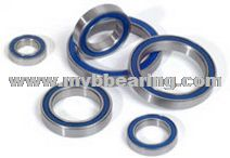 Stainless Steel Thin Section Ball Bearing