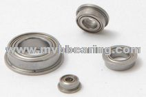 Flanged Thin Section Ball Bearing